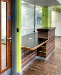 Bedford Medical Centre Reception 8